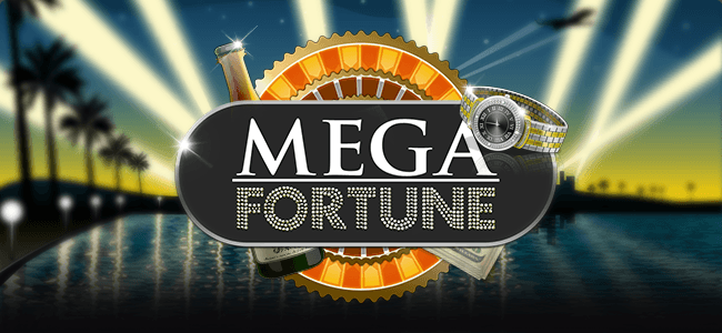 Mega fortune progressieve jackpot gokkast