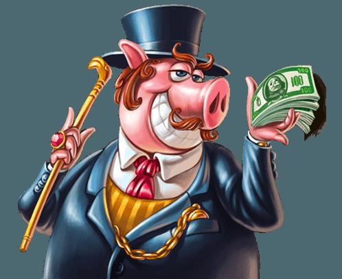 online casino Piggy Riches online gokkast