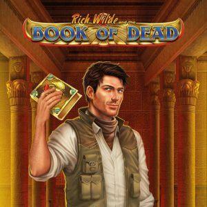Book-of-Dead-gokkast review logo