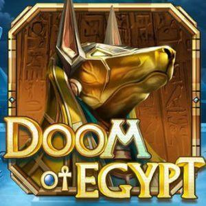 doom of Egypt gokkast