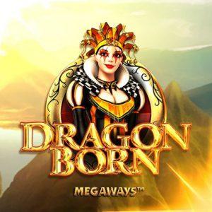 dragon-born-megaways logo