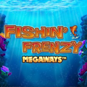 Fishin Frenzy megaways review blueprint gaming logo