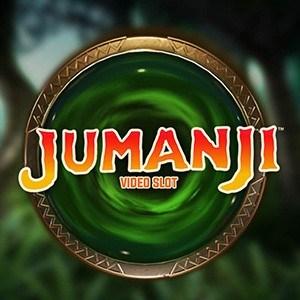 Jumanji-slot logo