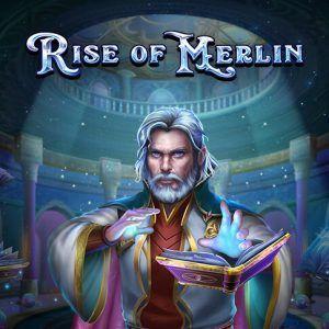 logo slot rise Of-Merlin