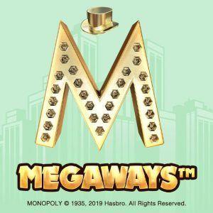 Monopoly-megaways slot review logo