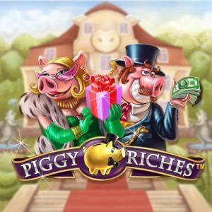 piggy-riches slot review netent logo
