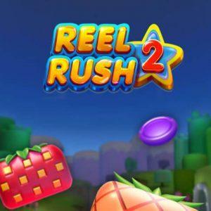 Reel Rush 2 slot review netent logo