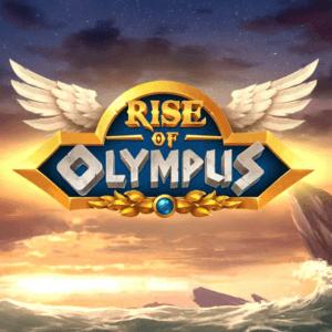 Rise of Olympus slot review logo