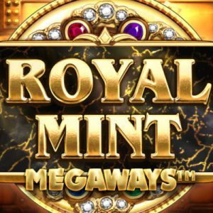 royal-mint-megaways-video slot-logo