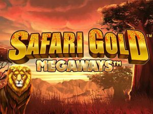 safari-gold-megaways-logo