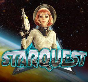 Starquest gokkast big time gaming logo