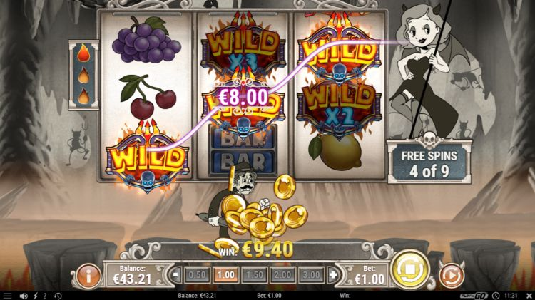 charlie-chance-in-hell-to-pay-video-slot free spins win