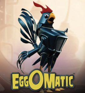 eggomatic slot review netent logo