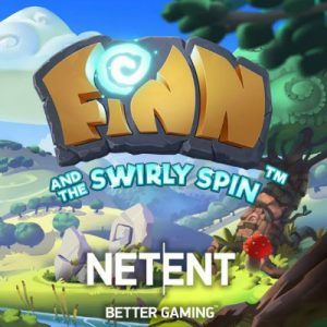 finn and the swirly spin netent gokkast