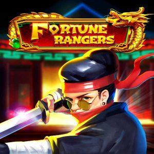 Fortune rangers slot netent logo