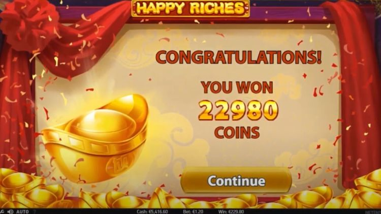 happy-riches-gokkast review
