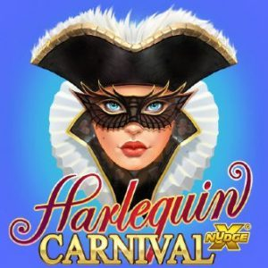 Harlequin-Carnival-slot logo featured