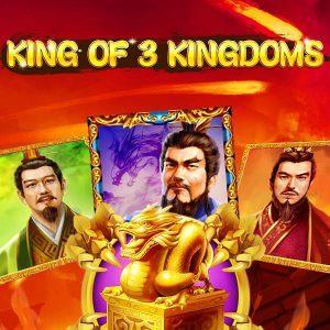 King of KIngdoms slot review netent logo