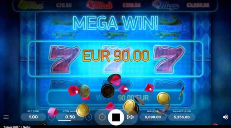 NetEnt-Trollpot-5000-gokkast review jackpot