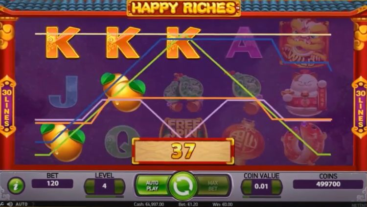 netent_happy-riches-gokkast review