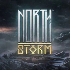 North Storm slot review Rabcat logo