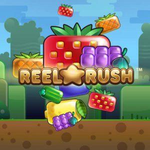 Reel Rush Netent logo