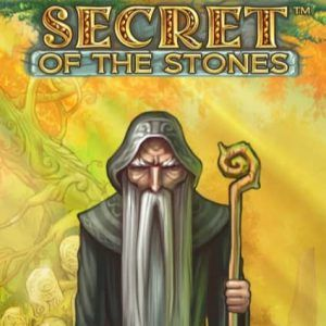 secret-of-the-stones-netent gokkast logo