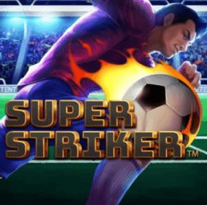 Super striker netent logo