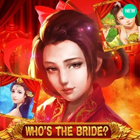 Who's the bride slot review logo
