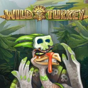 Wild turkey slot review netent logo