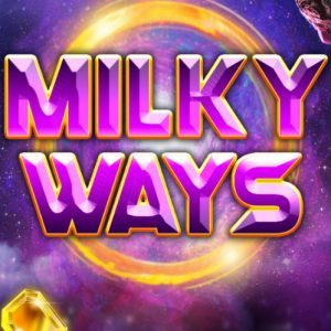 milky ways slot nolimit city logo