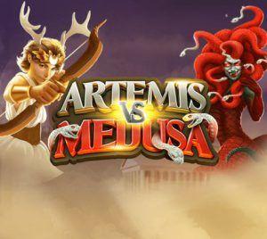 Artemis vs Medusa slot review quickspin