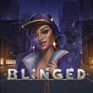 Blinged slot review play n go