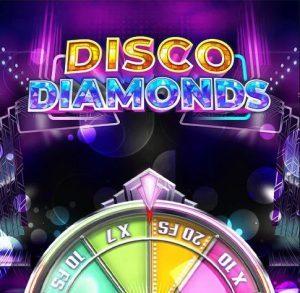 Disco-Diamonds-slot play n go logo
