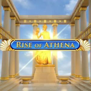 Rise of athena slot play n go