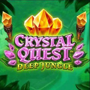 crystal-quest-deep-jungle slot logo