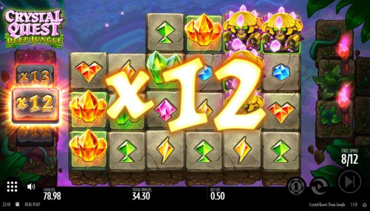 crystal-quest-deep-jungle-slot review bonus