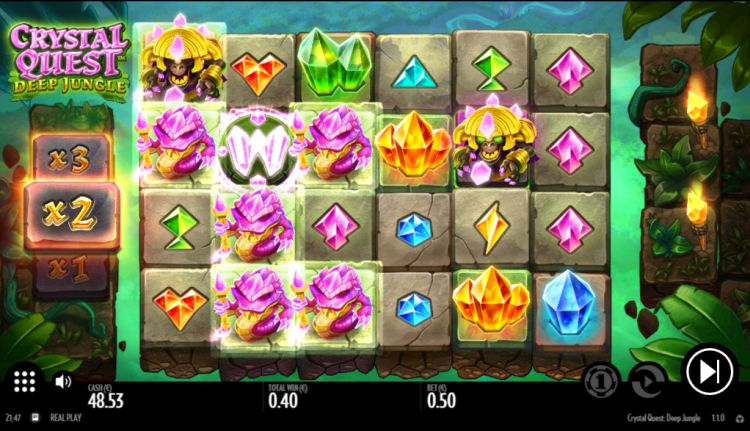 crystal-quest-deep-jungle-slot review thunderkick