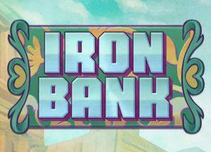 iron-bank-slot-relax-gaming-logo