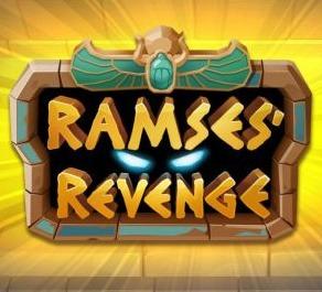 Ramses revenge slot relax gaming logo