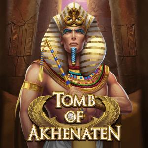 Tomb of akhenaten slot Nolimit City logo