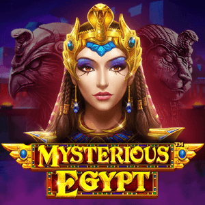 Mysterious egypt slot logo pragmatic play